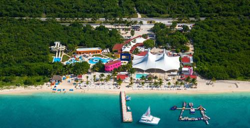 Playa Mia Beach Park Cozumel