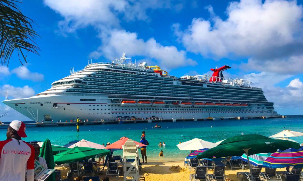 Most Carnival Cruise Deposits Are $50 Through March 31