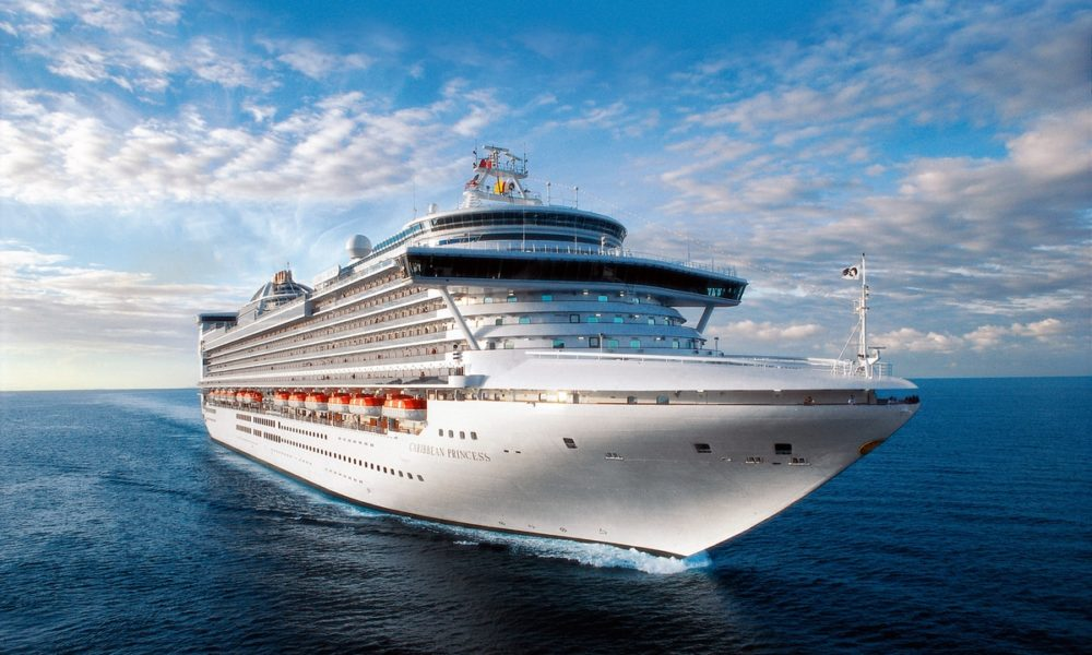 Princess Cruises Offering $1 Deposits for One Day