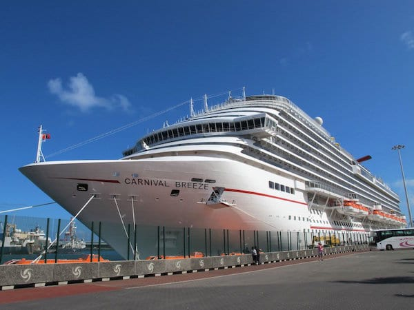 Carnival And Royal Cancel Cruise Excursions Following State Department Warning