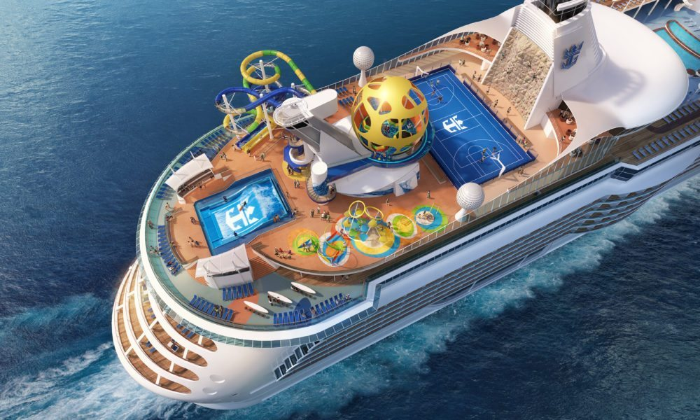 Royal Caribbean to Debut Renovated Ship for Weekend Cruises