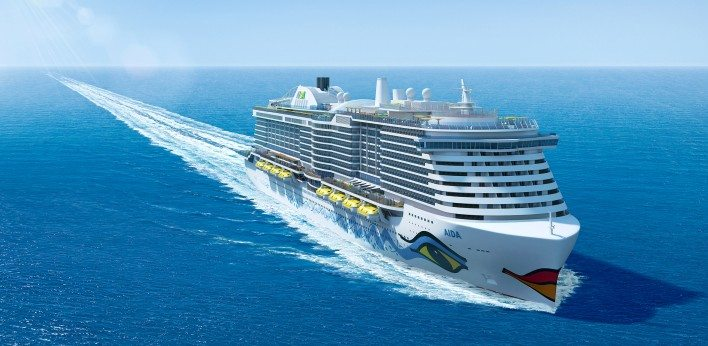 AIDA Cruises Orders Third Next-Generation Ship
