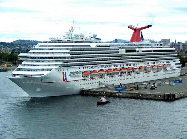 Carnival Sending Largest Ship Yet to Australia