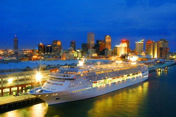 New Orleans Cruise Port Sees Record Number of Passengers