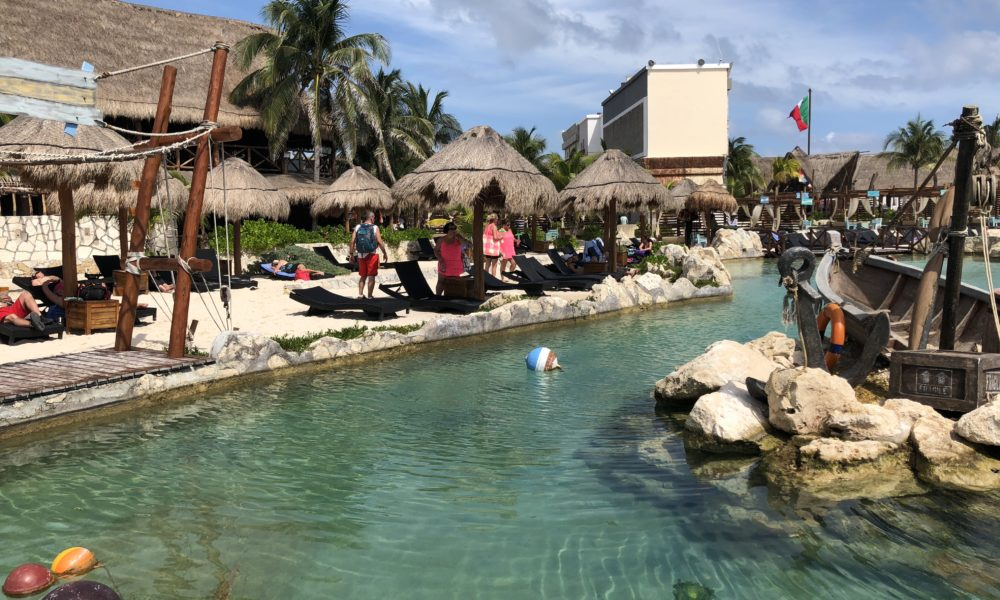 Carnival Magic in Costa Maya