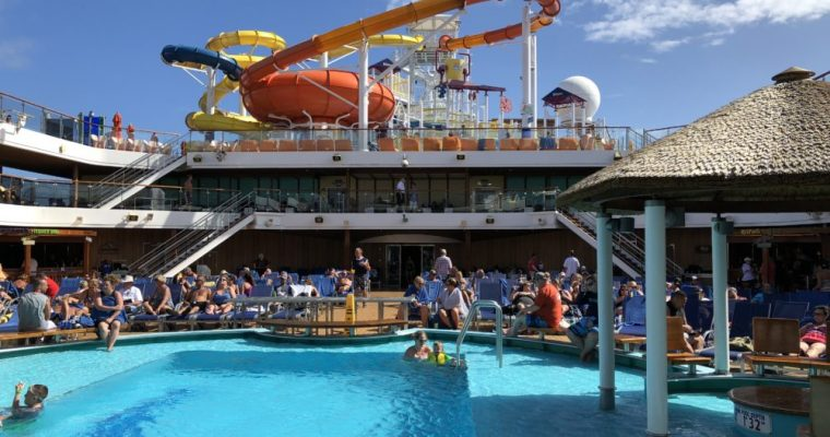 Trip Report: Carnival Magic Heads Home