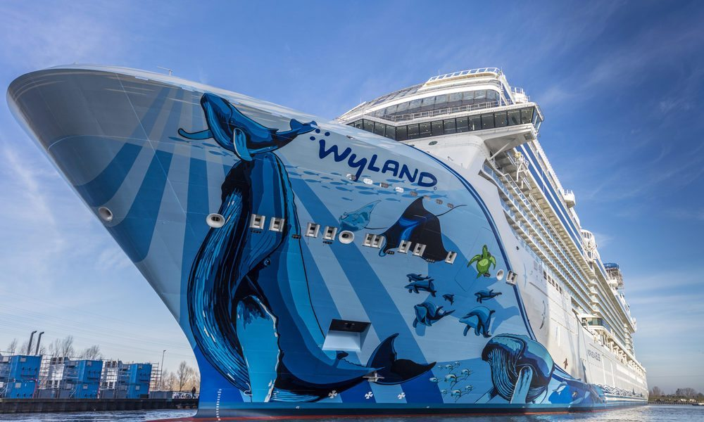 Norwegian Bliss One Step Closer to Sailing [PHOTOS]