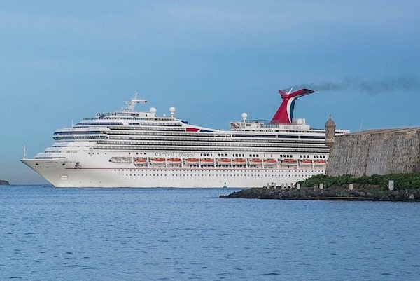 Carnival Updates Cruisers On San Juan