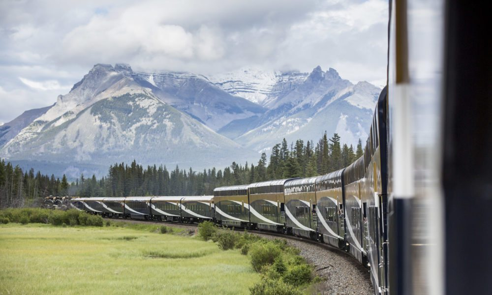 Cunard to Offer Special Railroad Experience in Alaska