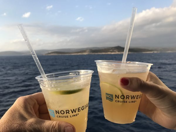 Guide to Bringing Beverages on a Cruise Ship