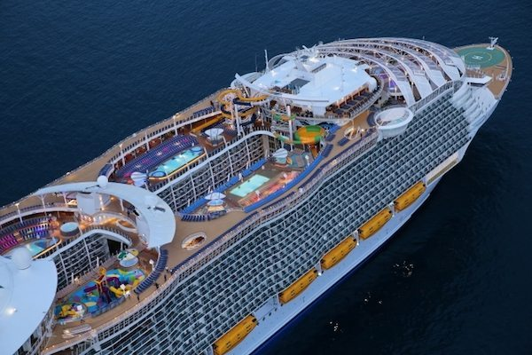 Royal Caribbean Plans A Game-Changing Move