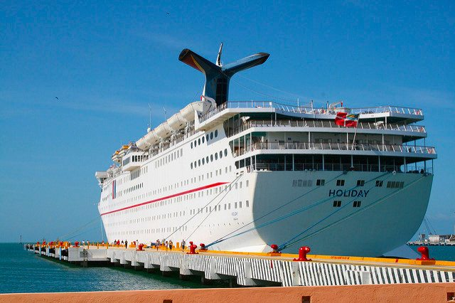 Former Carnival Cruise Line Ship For Sale