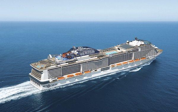 MSC Grandiosa Cruises Open for Booking