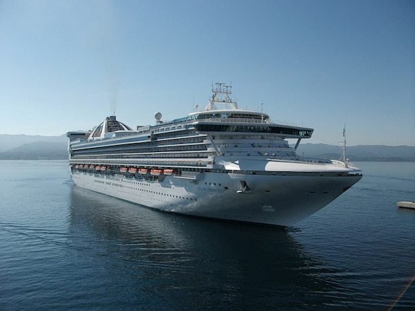 Cruise Line Orders Two New LNG-Powered Ships