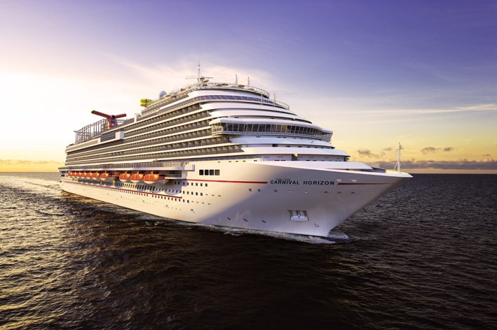 Queen Latifah Named Carnival Horizon's Godmother