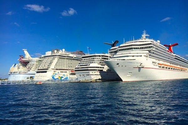 Cruise Lines Hope To Improve Nassau, Bahamas