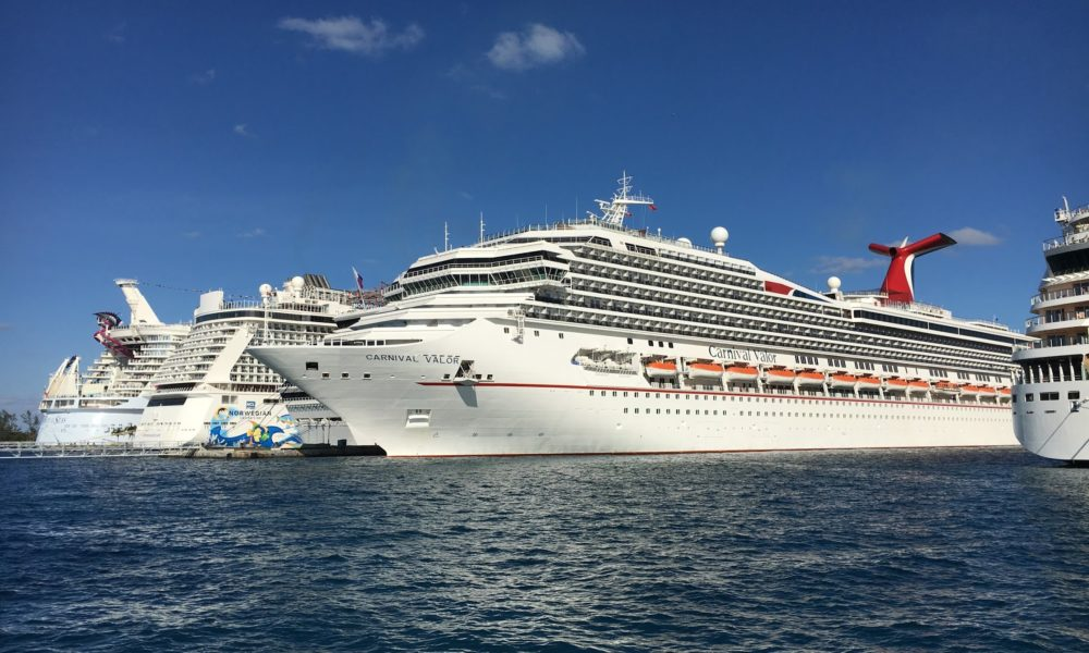 Cruisers Fearful Of Bahamas Straw Market