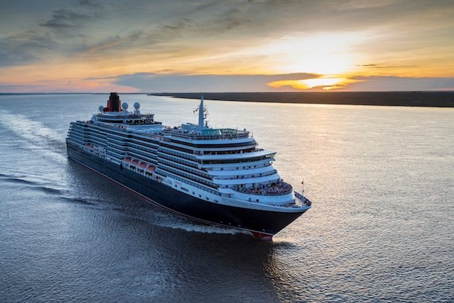 Cunard Announces 2020 Cruise Schedule
