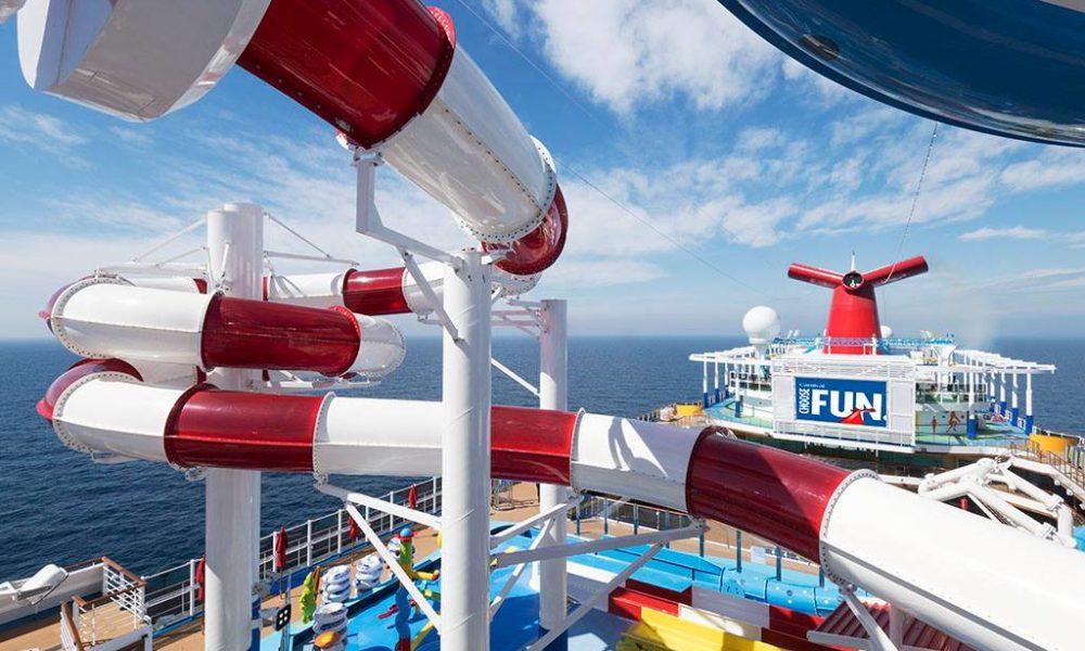 Carnival Horizon Sails First Cruise
