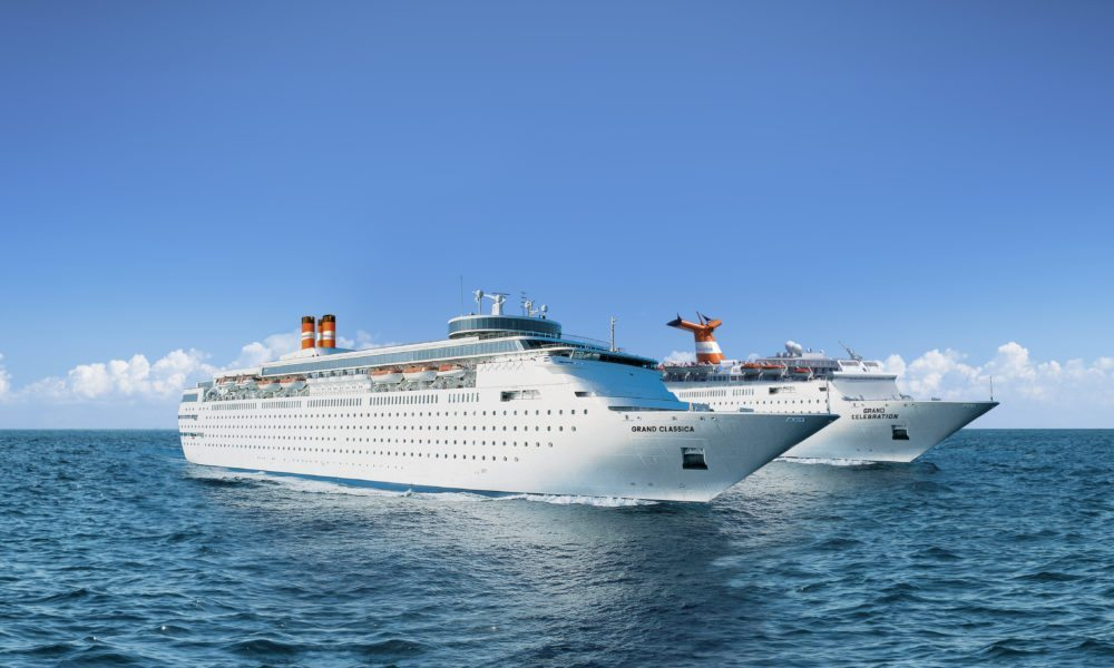 New Cruise Ship Arrives in Florida