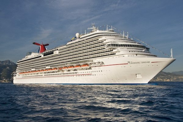 Carnival Cruise Exec Blasts Fake News