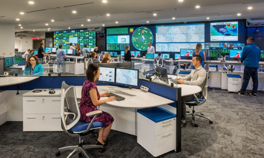 Carnival Cruise Line Unveils New 'Command Center' Facility