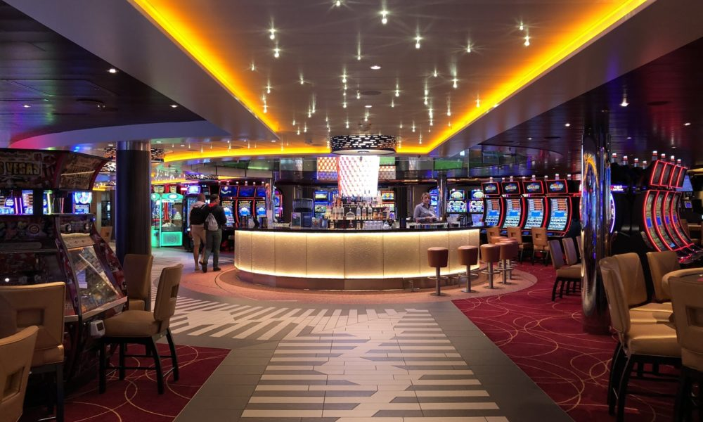 Everything Carnival Horizon, Part 5: The Bars