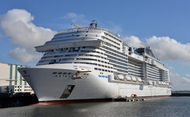 MSC Cruises' Upcoming Flagship Opens For Bookings