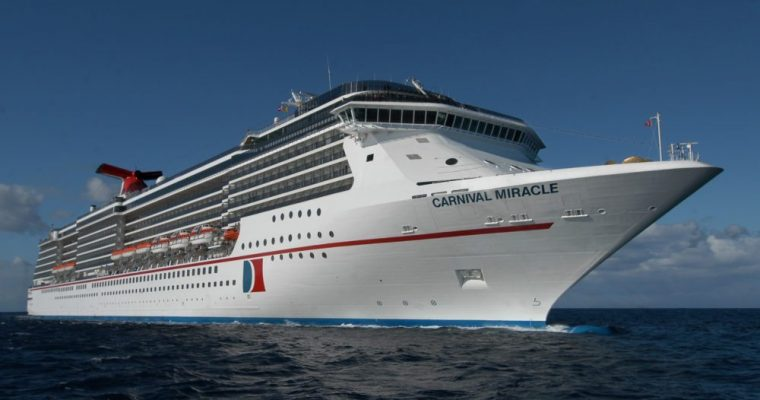 Carnival Cruise Line Will Sail From San Francisco