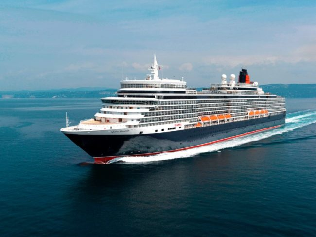 Cunard Announces New Alaska Onboard Programming