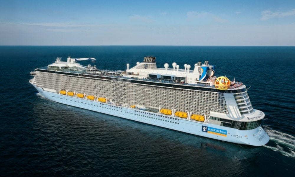 Upcoming Royal Caribbean Ship to Have Trampoline Pad, Private Suite Space