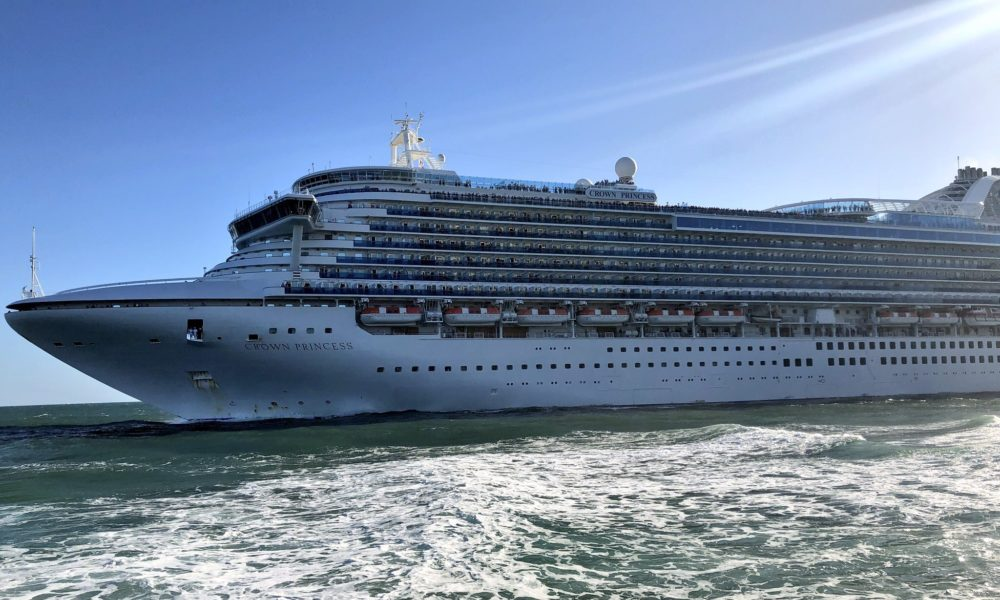 More Details Revealed on Upcoming Princess Ship