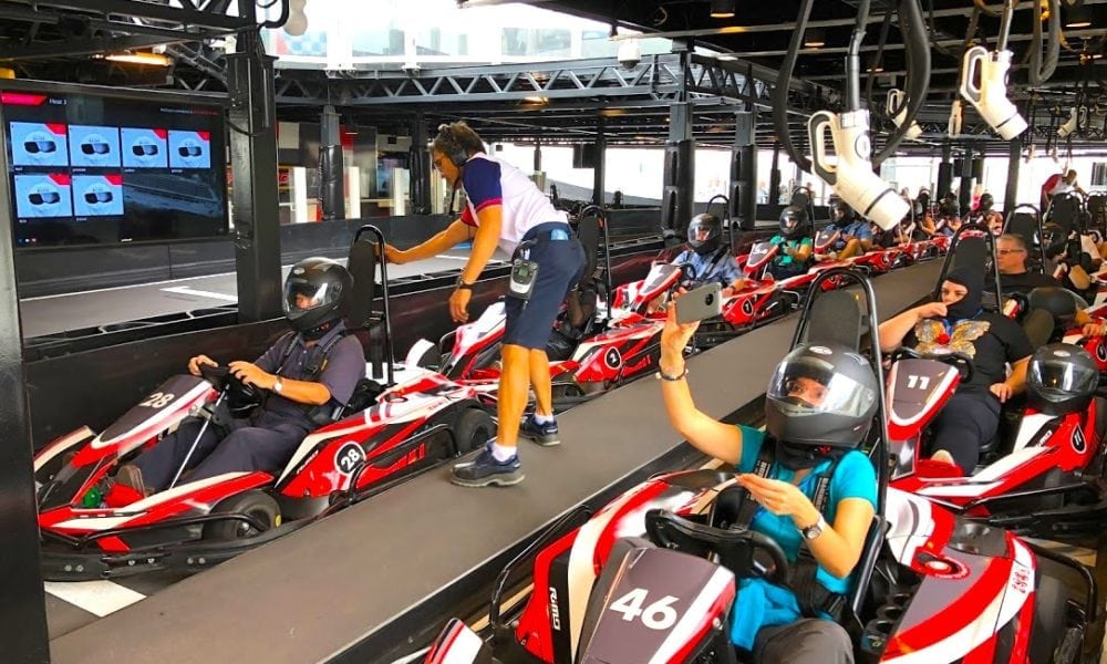 Norwegian Bliss Adds New Go-Kart Pricing