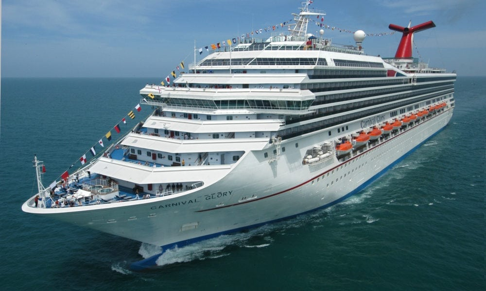 Carnival Cruise Ship Saves Missing Norwegian Crew Member