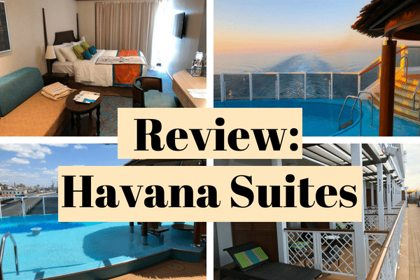 Carnival Havana Staterooms and Retreat