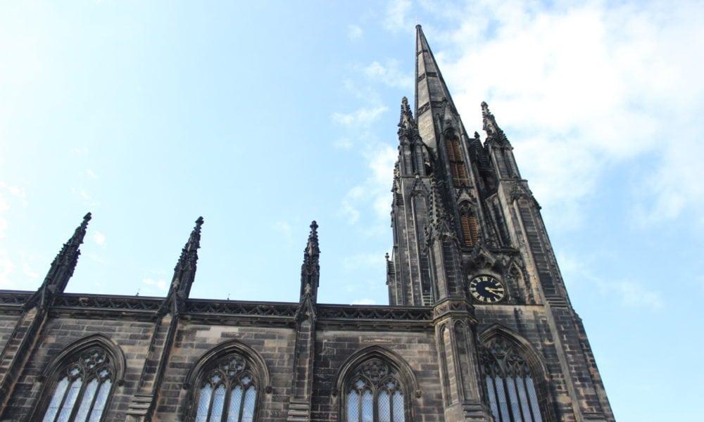Viking Sky Day 3 – Edinburgh, Scotland