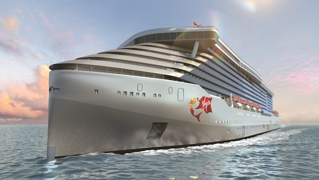 Virgin Voyages Shows Off Their New Ship [PHOTOS]