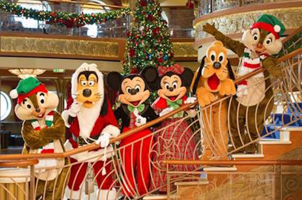 Disney Cruise Line Details 2018 Thanksgiving & Christmas Cruises