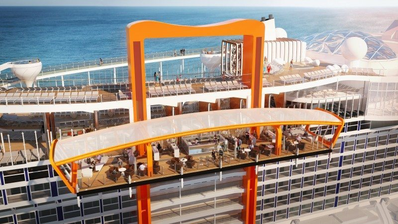 "Celebrity Cruises Announces ""Game-Changing"" Ship Makeovers [Photos]"