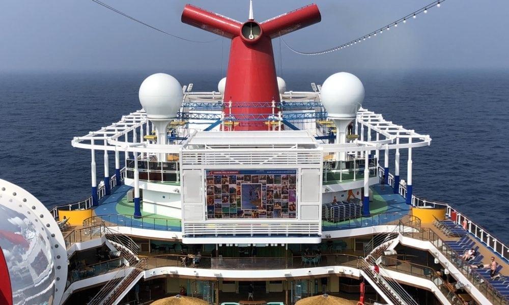Carnival Horizon Caribbean Review + News
