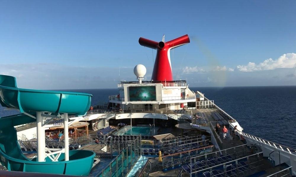Carnival Liberty Full Ship Tour