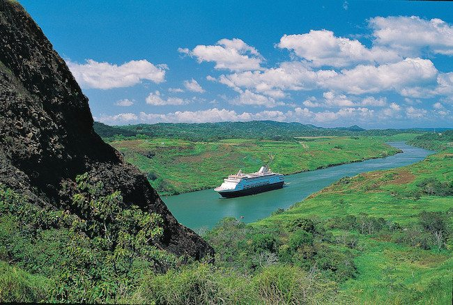 Holland America Details 2019 Panama Canal Cruises