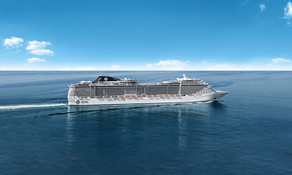 MSC Fantasia Offers New Southern Italy Itinerary