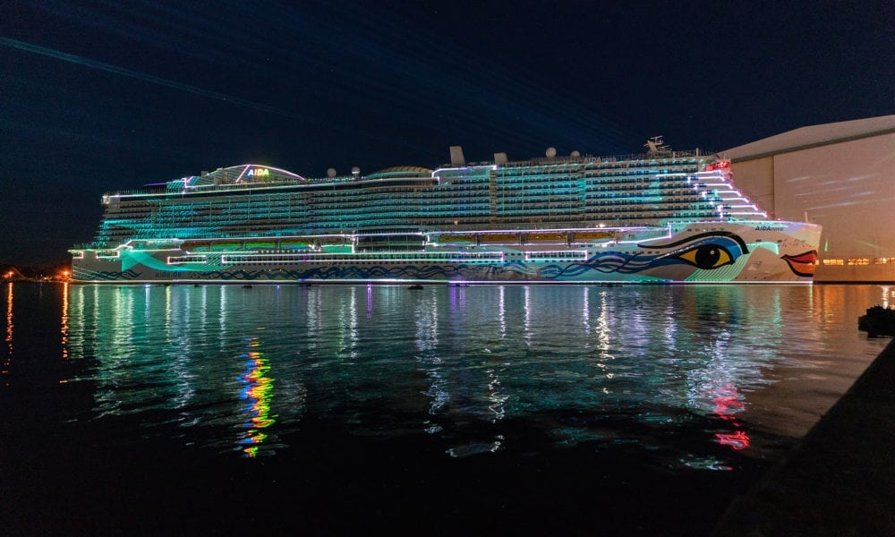 Carnival Brand Debuts Their Largest Ship Ever