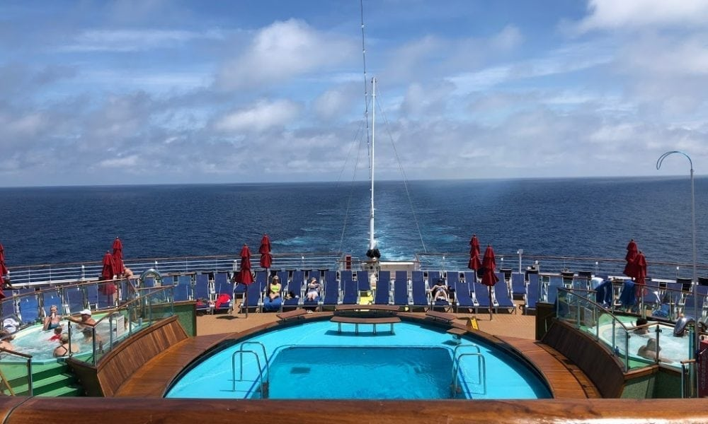 Carnival Horizon Eastern Caribbean Review [2018]