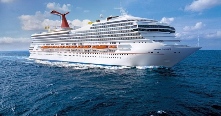 Carnival Victory Being Renamed Carnival Radiance