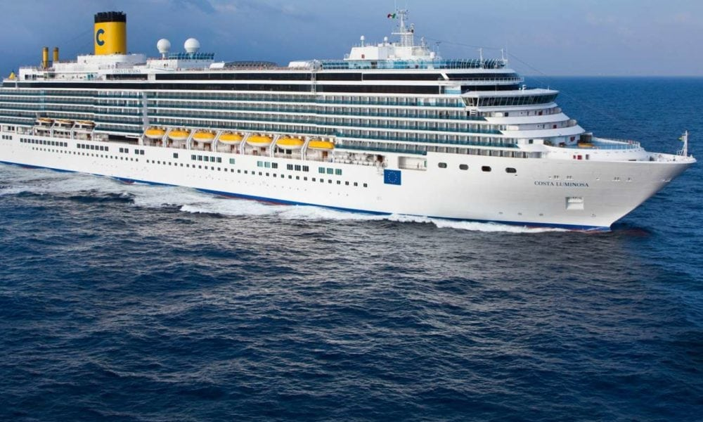 Cruise Line Ordered To Pay Passenger $1.2 Million Dollars