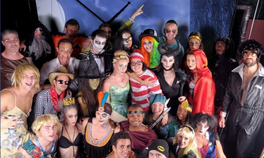 Carnival Details Halloween Cruise Fun