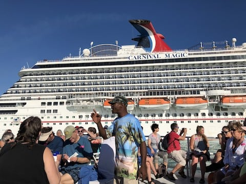 Carnival Cruise Line Ditches Tenders For Water Shuttles