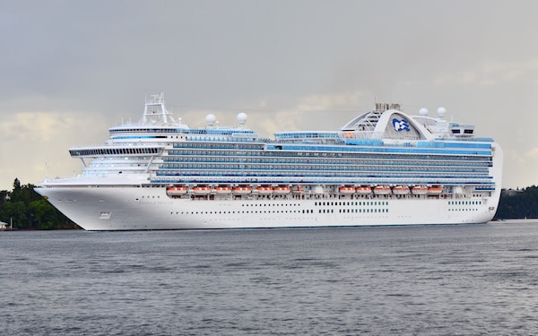 Princess Cruises Introduces New Menu at Specialty Restaurant